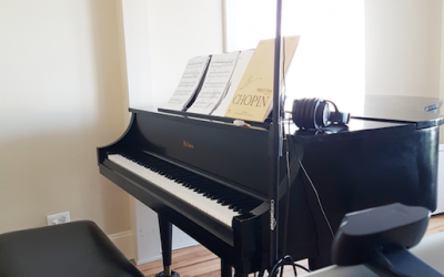 How to Set Up Your Piano Studio for E-Learning